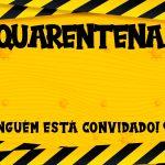 Imagem para TV Tema Quarentena
