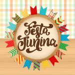 Imagem para TV tema Festa Junina