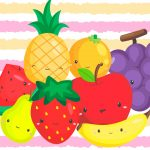 Imagem para TV tema Frutinha