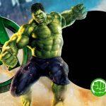Imagem para TV tema Hulk 2