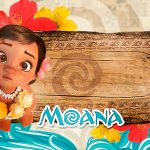 Imagem para TV tema Moana Baby 2