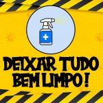 Kit Quadrinhos Festa Quarentena 4