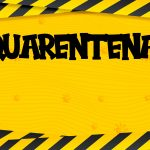 Kit Quadrinhos Festa Quarentena 7