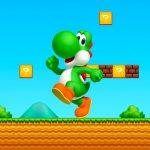 Kit Quadrinho Super Mario 3