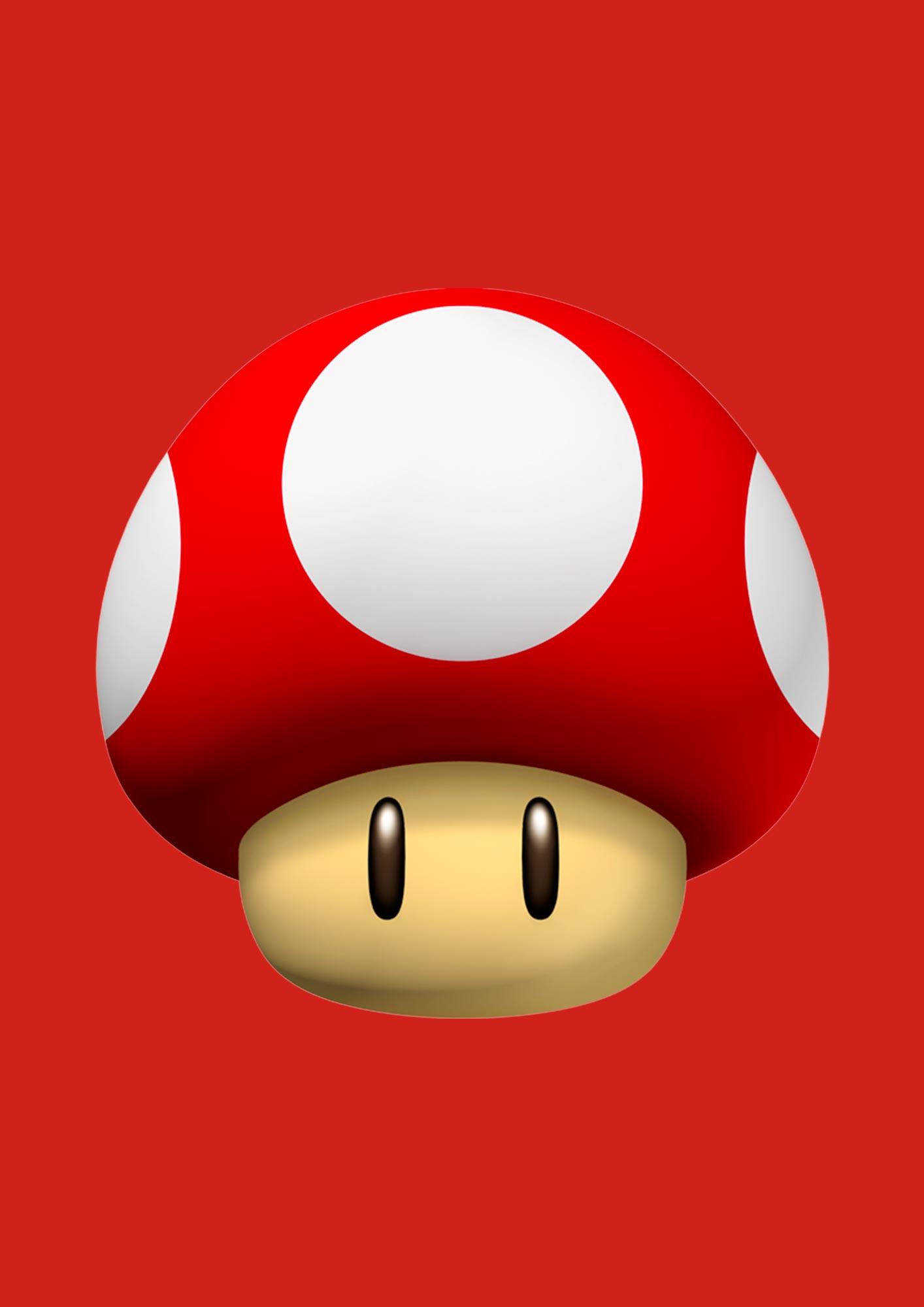 Kit Quadrinhos Festa Super Mario 7