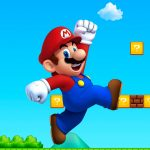 Kit Quadrinhos Festa Super Mario 8