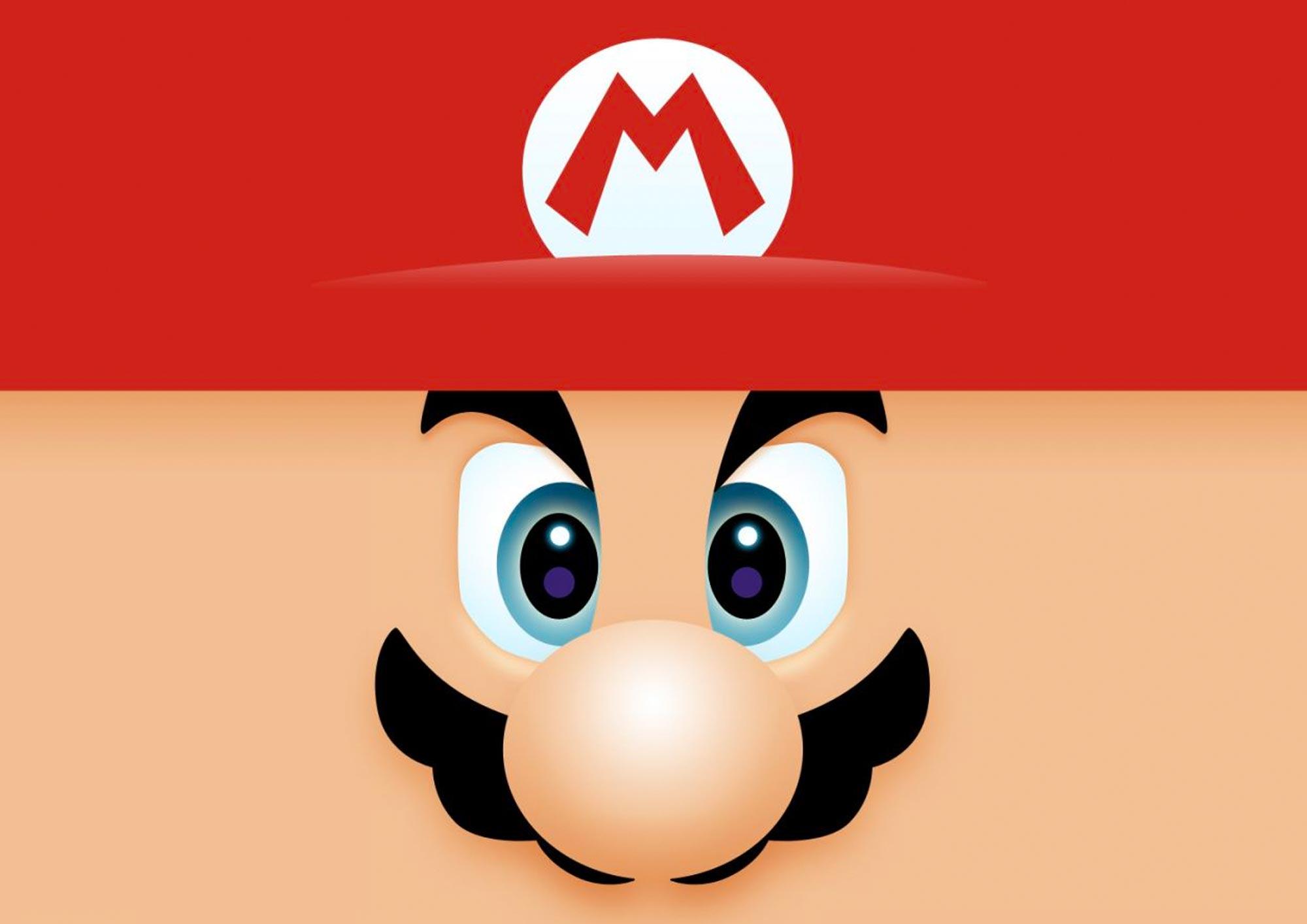 Kit Quadrinhos Festa Super Mario