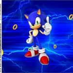 Molde Caixa Acrilica Sonic