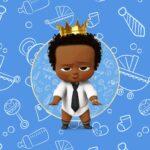 Painel Festa Poderoso Chefinho Afro