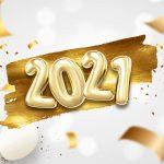 Painel de TV Festa Ano Novo 2021