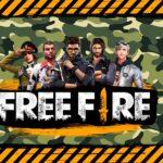 Painel de TV Festa Free Fire