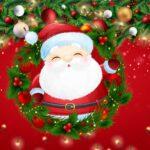 Painel de TV Festa Natal