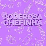 Painel para Televisao Tema Poderosa Chefinha Afro