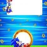 Plaquina de Mesa Triangular Sonic