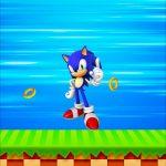 Printable Sonic