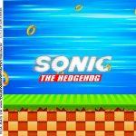 Rotulo Caixa Acrilica Sonic