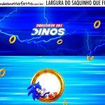 Rotulo Saquinho de Bala Sonic