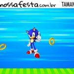 Rotulo Sonic