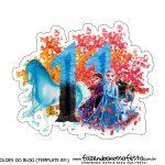 Topo Frozen 2 numero 11