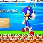 Vale Brinde Sonic