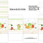 Caixa Kit Colorir Dinossauro Baby