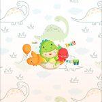 Printable Dinossauro Baby