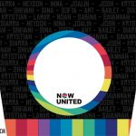 Adesivo Balde de Pipoca Kit Festa Now United