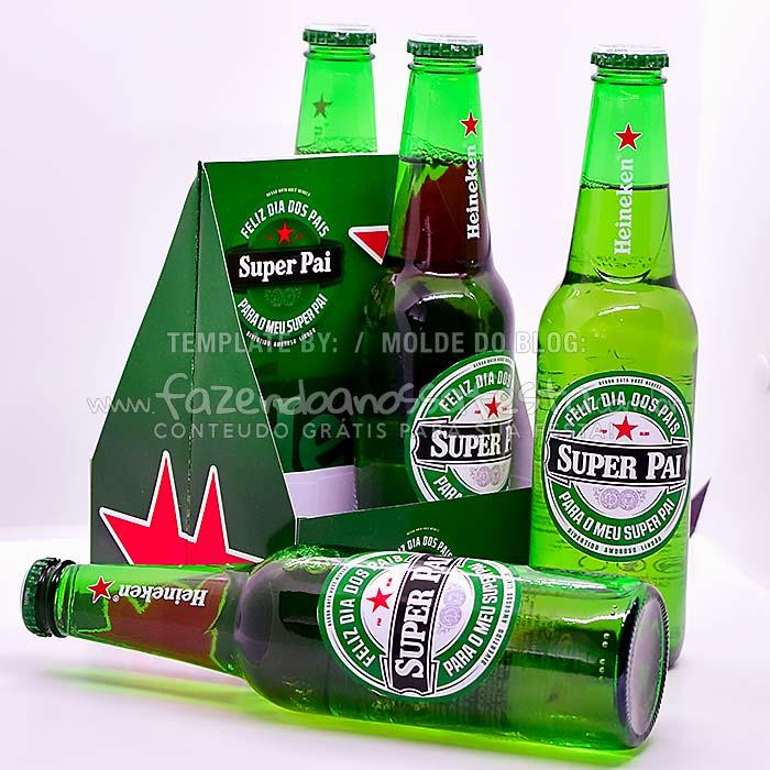 Caixa Cerveja Dia dos Pais