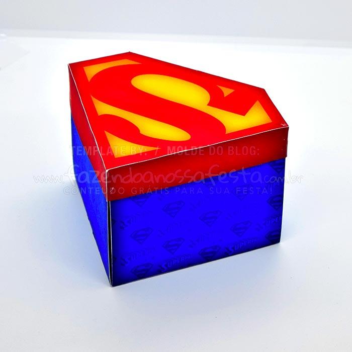 Caixa Explosao Super Pai