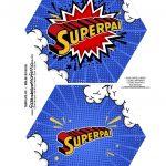 Caixa Explosiva Dia dos Pais Superpai 1