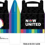 Caixa Maleta Surpresa Now United