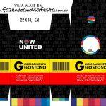 Caixinha de Remedio Personalizada Now United