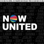 Saia Lateral de Bolo Now United