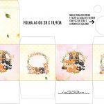 Caixa Kit Colorir Bosque Encantado Menina