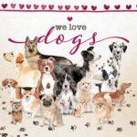 Capa Calendario Mensal 2021 Dogs