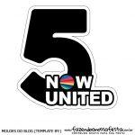 Numeros Now United 5