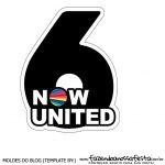 Numeros Now United 6