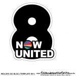 Numeros Now United 8