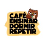 Cafe ensinar dormir repet
