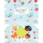 Caixa de Doces Dia das Criancas
