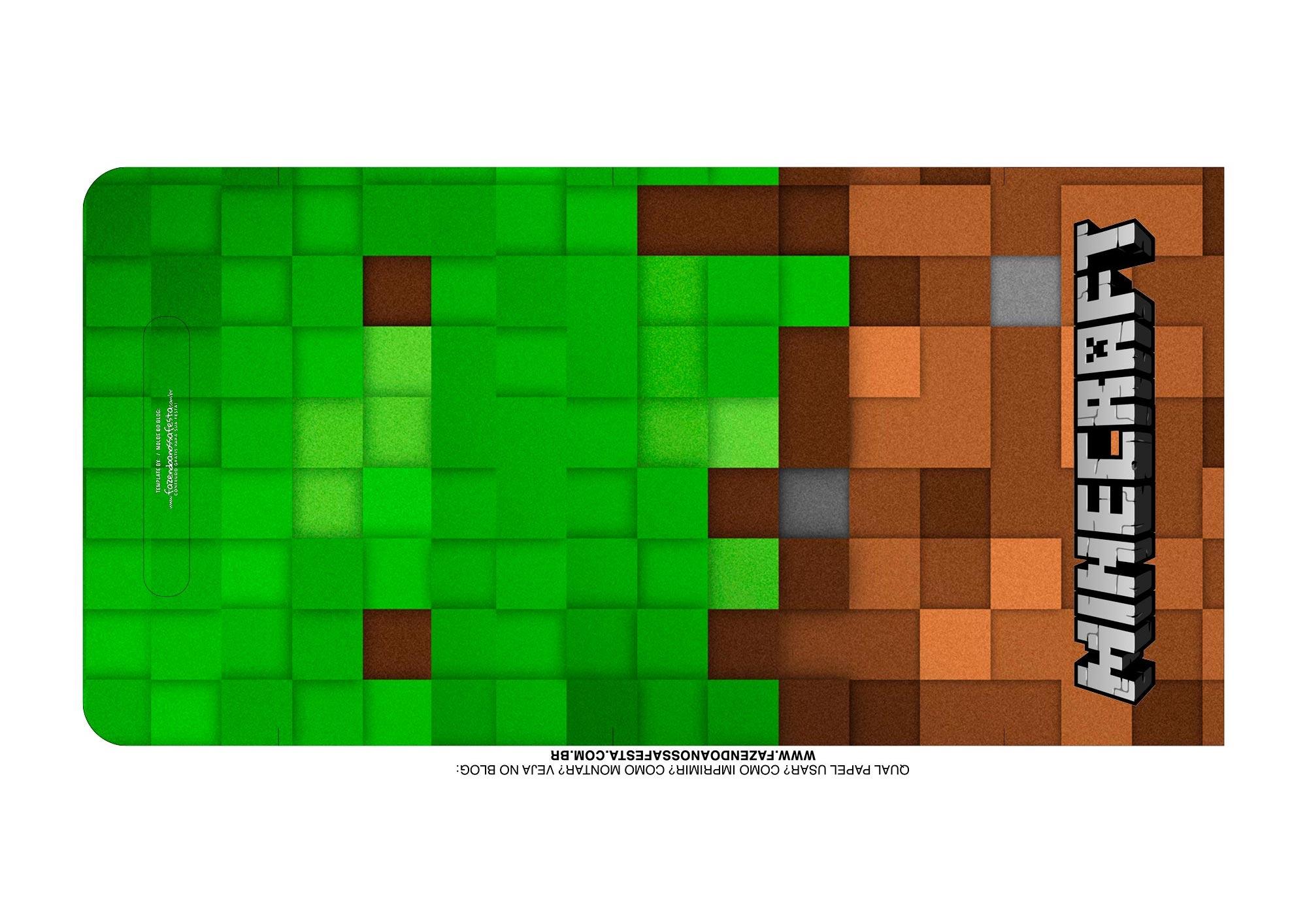 Kit Cinema Minecraft Alca 21