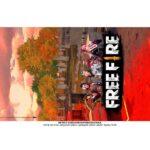 Kit Cineminha Free Fire Alca 1