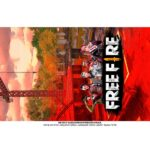 Kit Cineminha Free Fire Alca 21