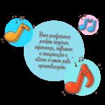 Mensagem Professor de Musica Dia dos Professores