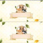Saia de bolo Bosque Encantado Menina 5