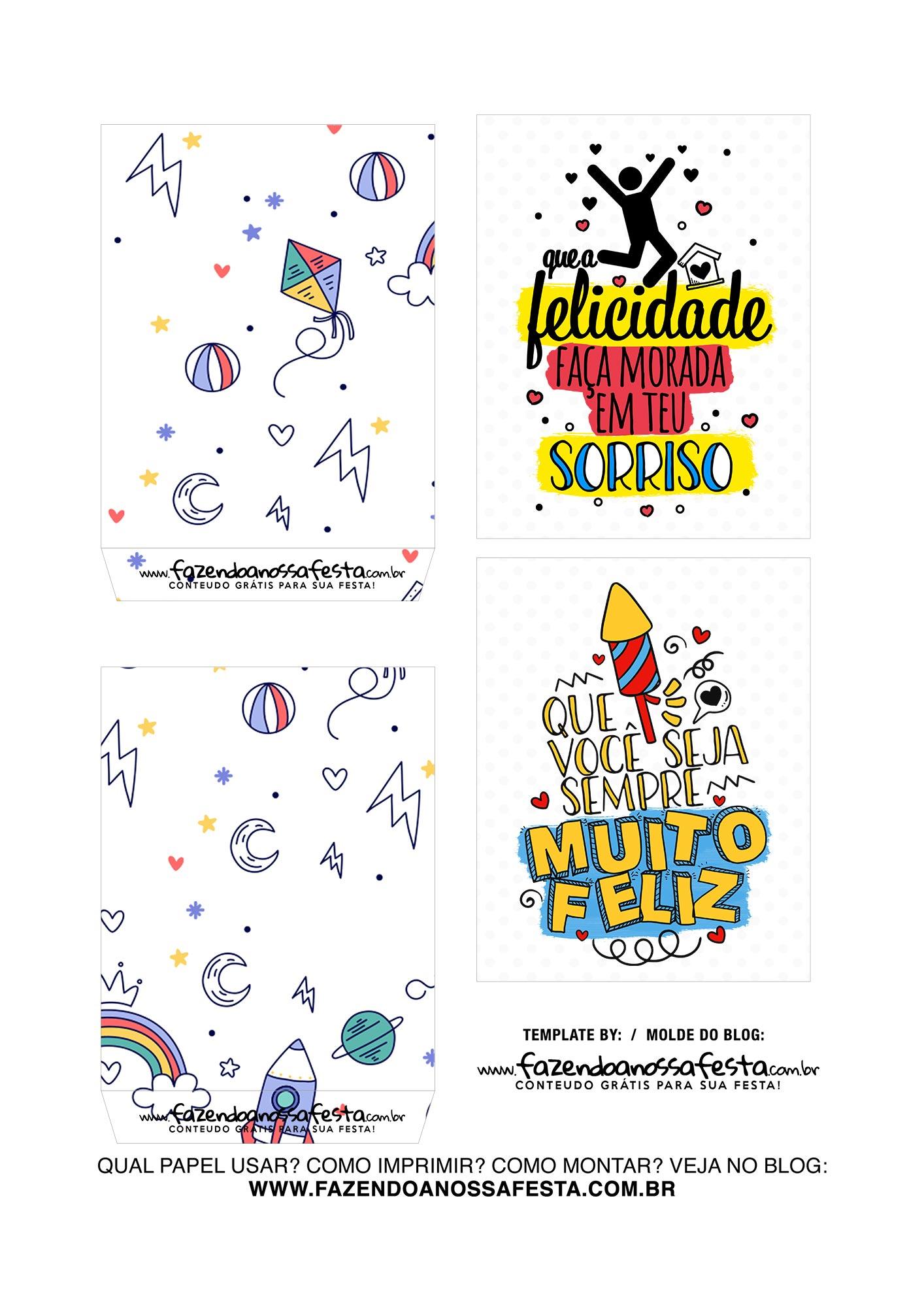 Caixa Explosiva Dia das Criancas Brinquedos 3