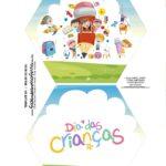 Caixa Explosiva Dia das Criancas Ceu Azul 1