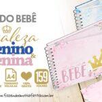 Livro do bebe Realeza