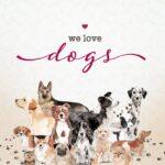 Planner 2021 Dogs Capa