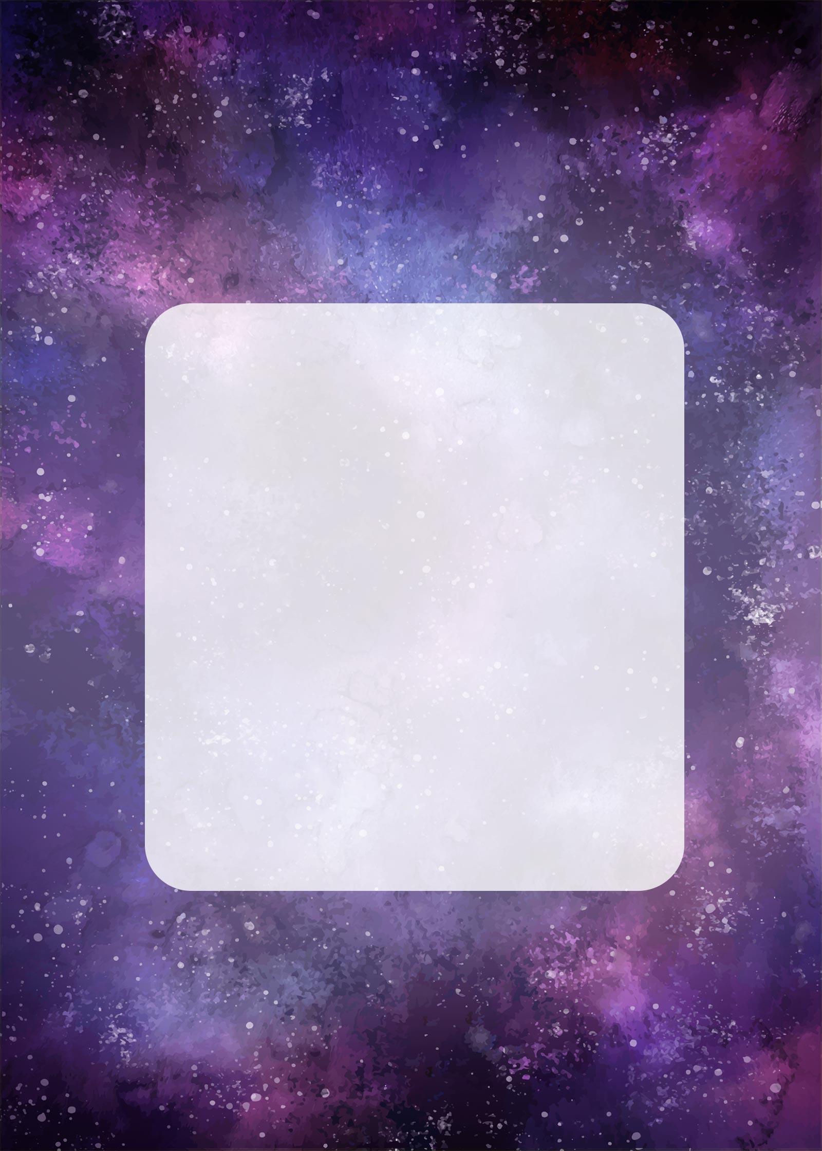 Planner Galaxia Lilas Contra Capa
